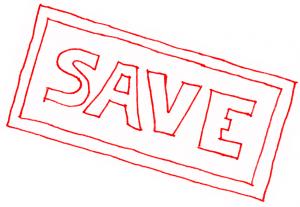Free things do not always mean savings
